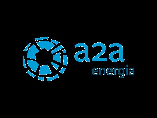 Logo a2a energia