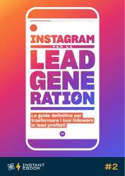 Ebook: Instagram per la Lead Generation